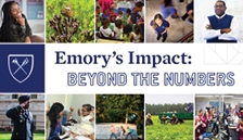 cover for emory impact report