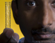 Stent used for carotid arteries