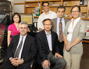 The Emory Cancer Genomics Center Team