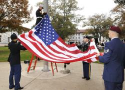 flag-raise