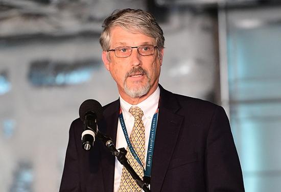 Tom Pearson, director, Emory Transplant Center