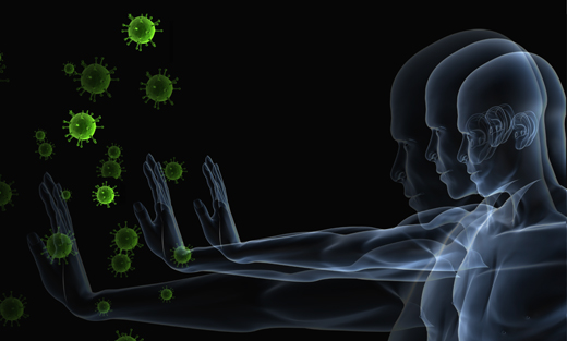 Building immunity