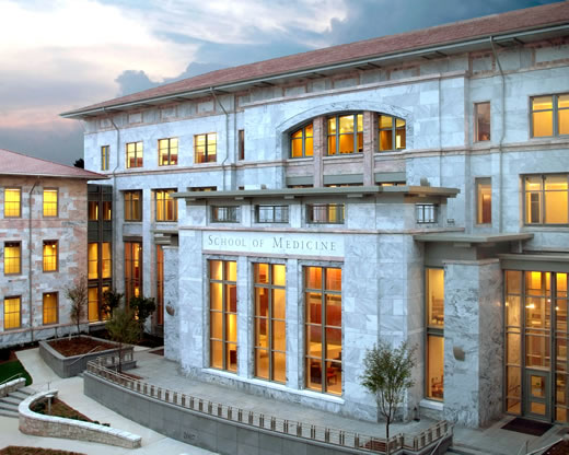 Architecture Woodruff Health Sciences Center Emory