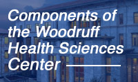 Components of the Woodruff Health Sciences Cente